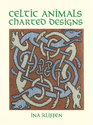 Celtic Animals Charted Designs - Dover Embroidery, Needlepoint (Paperback)