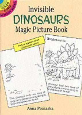 Invisible Dinosaurs Magic Picture Book (Paperback)