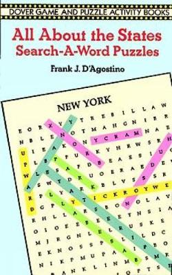 All about the States - Dover Children's Activity Books (Paperback)