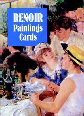 Renoir Paintings Cards - Dover Postcards (Paperback)