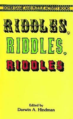 Riddles, Riddles, Riddles - Dover Children's Activity Books (Paperback)