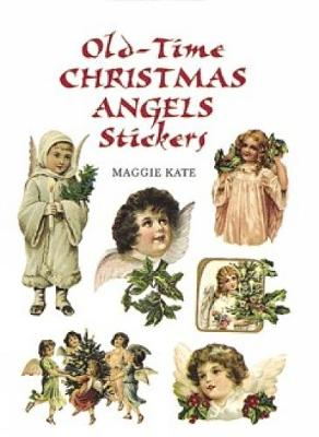 Old-Time Christmas Angels Stickers - Dover Stickers (Paperback)