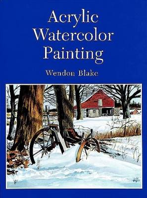 Acrylic Watercolouring Painting (Paperback)