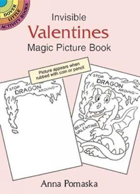Invisible Valentines Magic Picture Book - Dover Little Activity Books (Paperback)