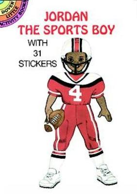 Sports Boy Sticker Book - Dover Little Activity Books Paper Dolls (Paperback)