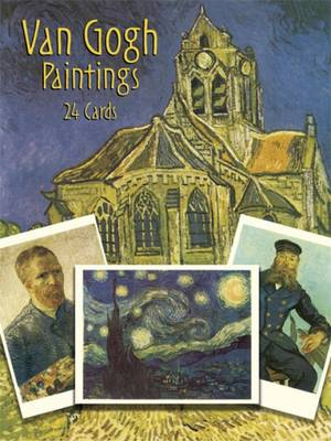 Van Gogh Paintings (Paperback)