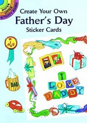 Create Your Own Father's Day Sticke (Paperback)