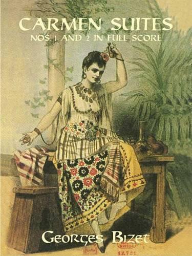 Georges Bizet: Carmen Suites Nos. 1 And 2 In Full Score. (Paperback)