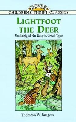 Lightfoot the Deer - Dover Children's Thrift Classics (Paperback)