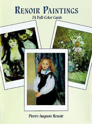 Renoir Paintings Cards - Dover Postcards (Hardback)