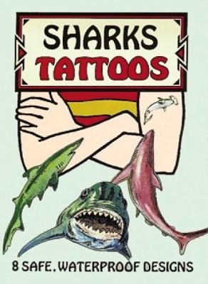 Sharks Tattoos - Dover Tattoos (Paperback)