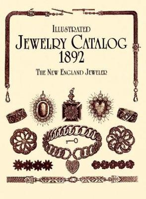 Illustrated Jewellery Catalogue - Dover Jewelry and Metalwork (Paperback)