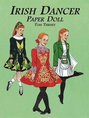 Irish Dancer Paper Dolls (Paperback)