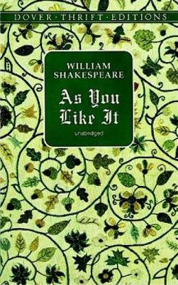 As You Like It - Dover Thrift Editions (Paperback)