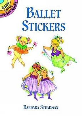 Ballet Stickers - Dover Little Activity Books Stickers (Paperback)