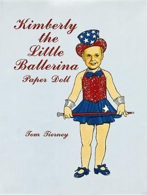 Little Ballerina Paper Dolls - Dover Paper Dolls