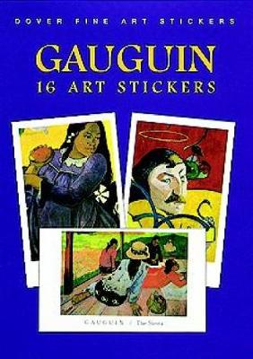 Gauguin: 16 Art Stickers - Dover Art Stickers (Paperback)
