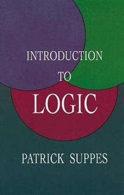 Introduction to Logic - Dover Books on Mathematics (Paperback)