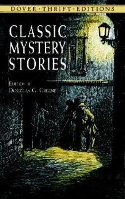 Classic Mystery Stories - Dover Thrift Editions (Paperback)