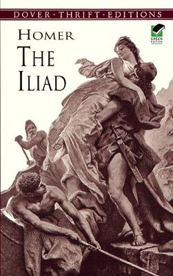 The Iliad - Dover Thrift Editions (Paperback)