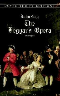 The Beggars' Opera - Dover Thrift Editions (Paperback)