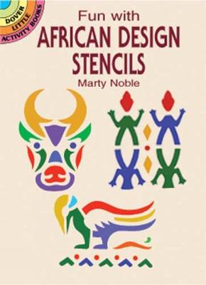 Fun with African Design Stencils (Paperback)