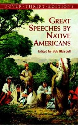 Great Speeches by Native Americans - Dover Thrift Editions (Paperback)