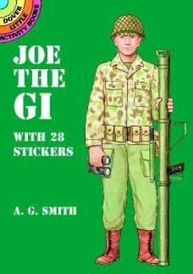 Joe the Gi: With 28 Stickers - Dover Little Activity Books Paper Dolls (Paperback)