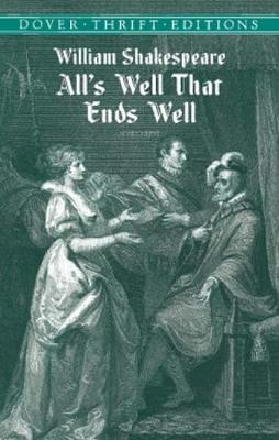 All's Well That Ends Well - Dover Thrift Editions (Paperback)