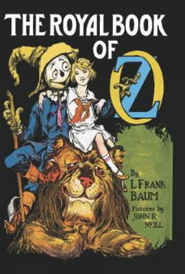 The Royal Book of Oz - Dover Children's Classics (Paperback)
