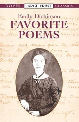 Favorite Poems - Dover Large Print Classics (Paperback)