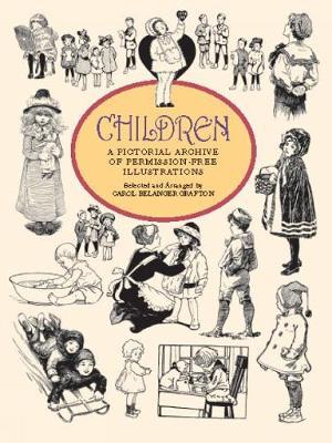 Children:Permission-Free Illustrati: Permission-Free Illustrati - Dover Pictorial Archive (Hardback)