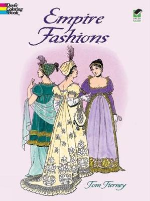 Empire Fashions Colouring Book