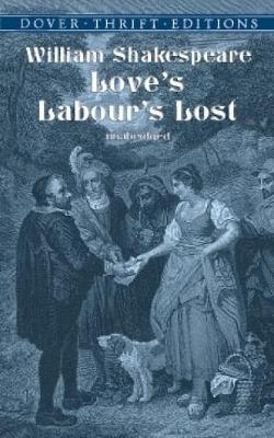 Love's Labour's Lost - Dover Thrift Editions (Paperback)