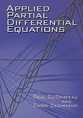 Applied Partial Differential Equations - Dover Books on Mathematics (Hardback)