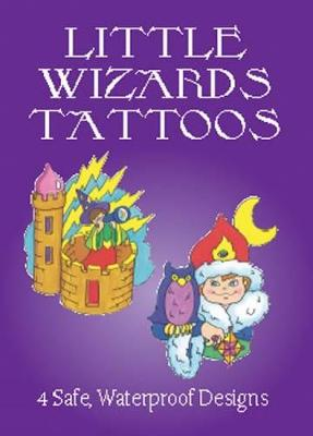 Little Wizards Tattoos (Paperback)