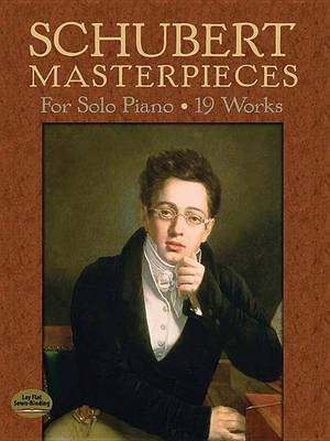 Schubert: Masterpieces for Solo Piano (Paperback)