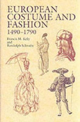 European Costume and Fashion 1490-1790 - Dover Fashion and Costumes (Paperback)