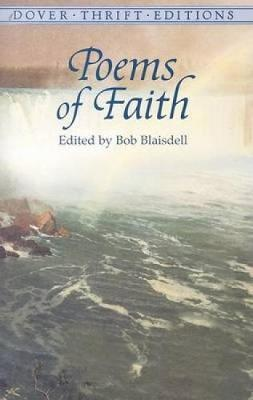 Poems of Faith - Dover Thrift Editions (Paperback)