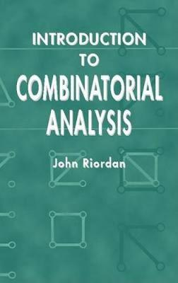 Introduction to Combinatorial Analysis - Dover Books on Mathematics (Paperback)