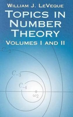 Topics in Number Theory Vol 1 and 2 - Dover Books on Mathematics (Paperback)
