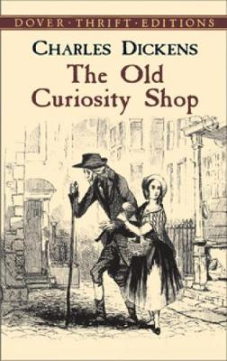 The Old Curiosity Shop - Dover Thrift Editions (Paperback)
