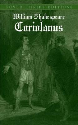 Coriolanus - Dover Thrift Editions (Paperback)