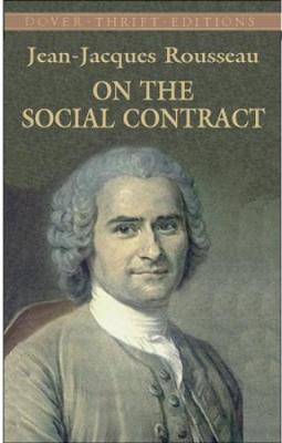 On the Social Contract - Dover Thrift Editions (Paperback)