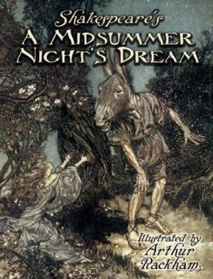 "Shakespeare's ""A Midsummer Night's Dream"" - Dover Fine Art, History of Art (Paperback)"