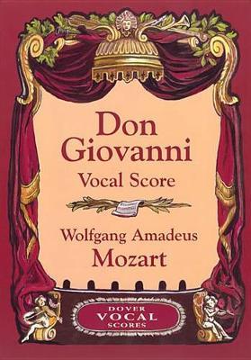 W.A. Mozart: Don Giovanni (Vocal Score) (Paperback)
