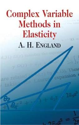 Complex Variable Methods in Elastic - Dover Books on Mathematics (Paperback)