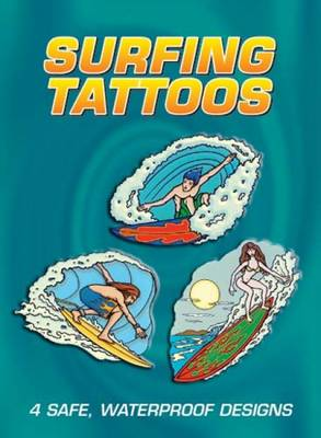 Surfing Tattoos - Dover Tattoos (Paperback)