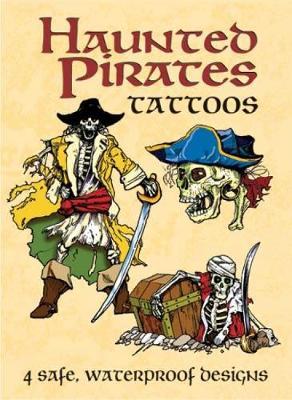 Haunted Pirates Tattoos - Dover Tattoos (Paperback)