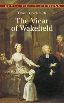 The Vicar of Wakefield - Dover Thrift Editions (Paperback)